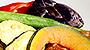 ケフィアカレーと夏野菜