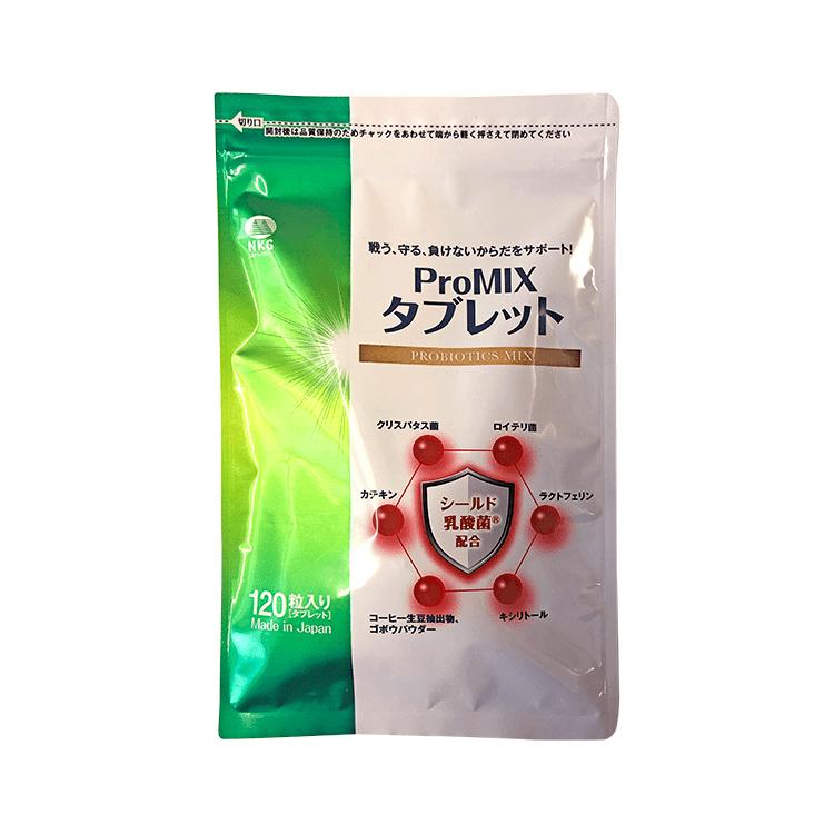 乳酸菌+酵母 ProMIXタブレット