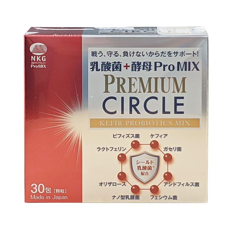 乳酸菌+酵母 ProMIX/赤箱 PREMIUM プラス